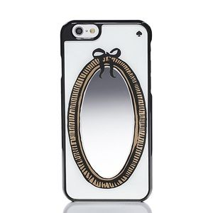 "Kate Spade Mirror ""Hello Gorgeous"" iPhone 6 Case"